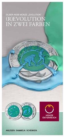 Sammlermünzen Revolution Neue Silber Niob Münzen Von Münze