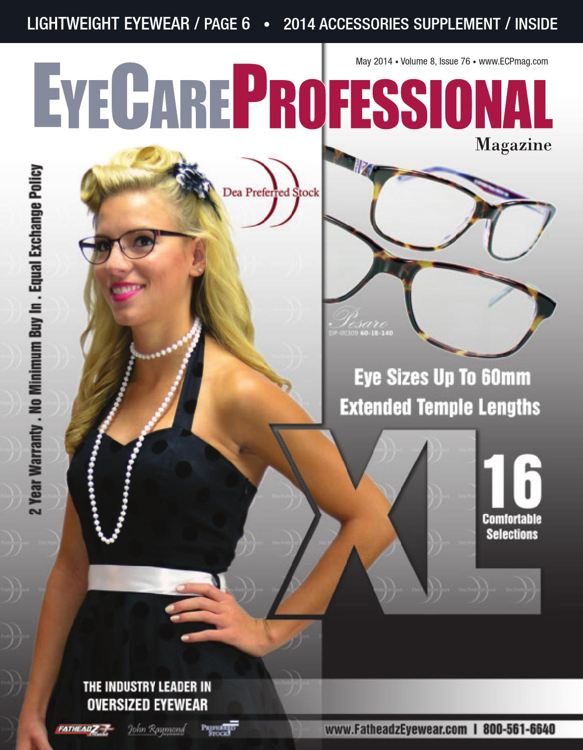 d3df788ba58c EyeCare Professional Magazine May 2014 Issue by ECP Magazine - issuu