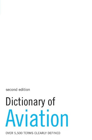 Dictionary of aviation for ppng member by PPng - issuu