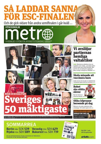 Allsvenska stjarnorna ratar sd ingen rostar pa partiet