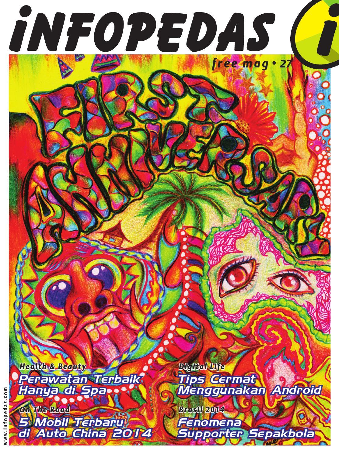 Majalah Infopedas Edisi 27 By Pedas Issuu Produk Ukm Bumn Tekiro Tang Kombinasi 7