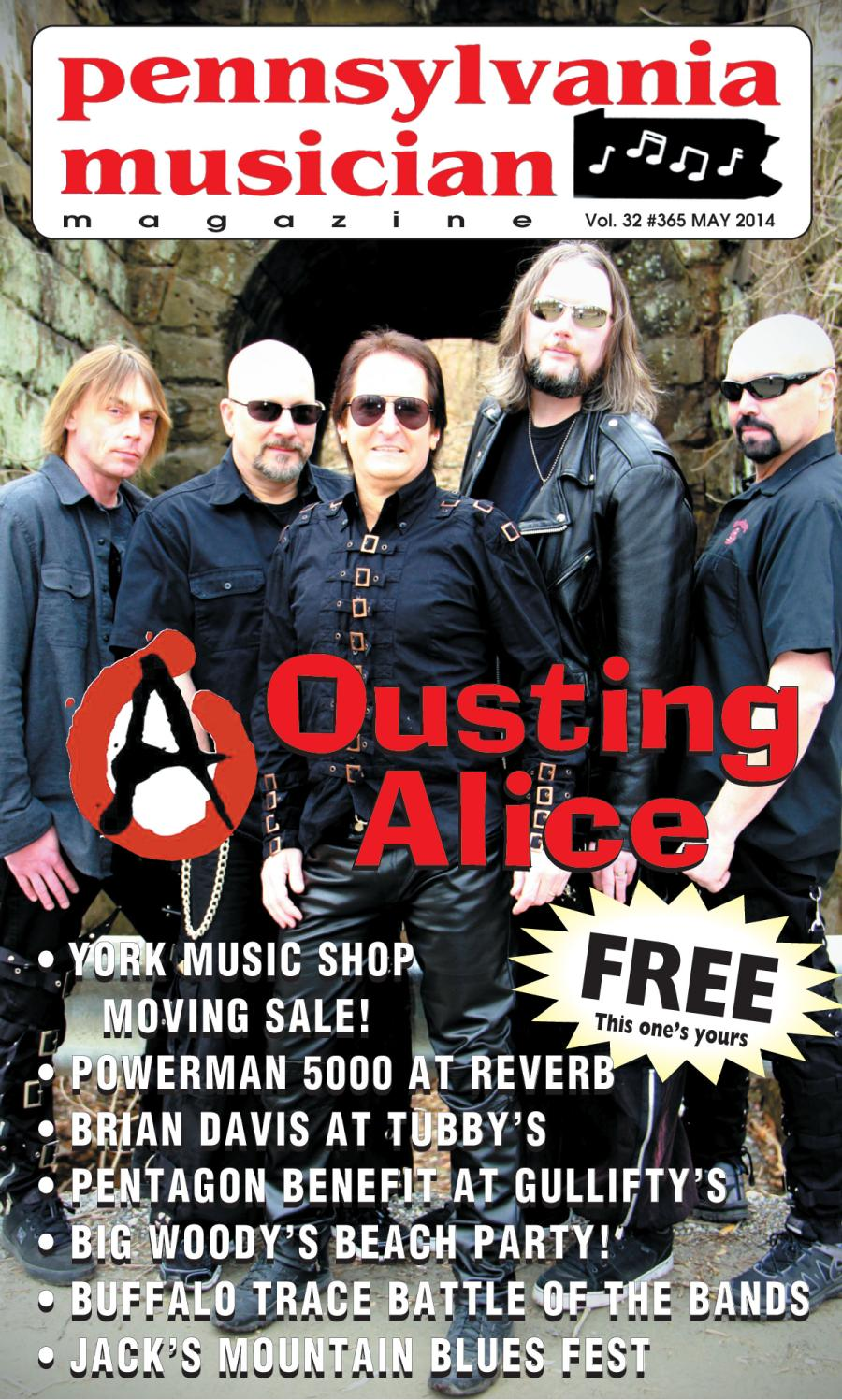pa musician magazine september 2015 by rachel rocks issuu
