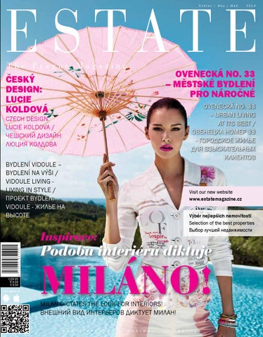 Estate The Prague Magazine 5 2014 by Conventia Events s.r.o. - issuu 84a552cdbe