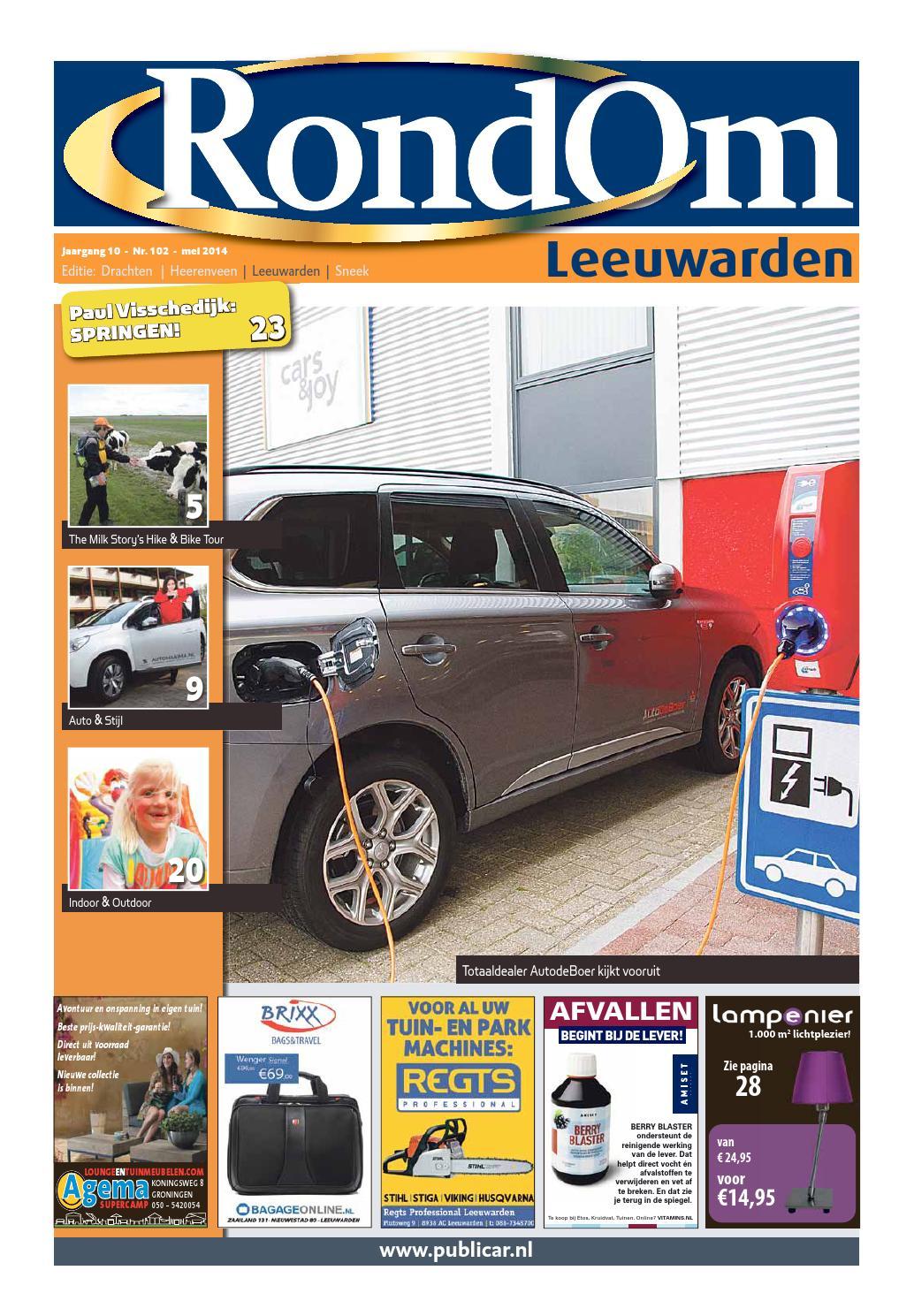 RondOm Leeuwarden 102-05 mei 2014 by Publicar BV - issuu