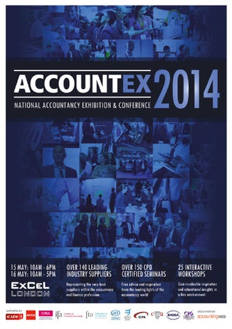 Accountex digital show guide may 2014 by prysm group issuu page 1 publicscrutiny Images