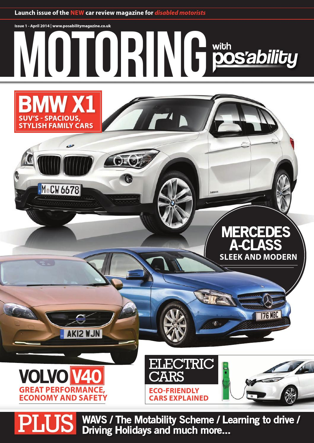 new car launches april 2014Motoring with PosAbility Magazine by 2A Publishing Ltd  issuu