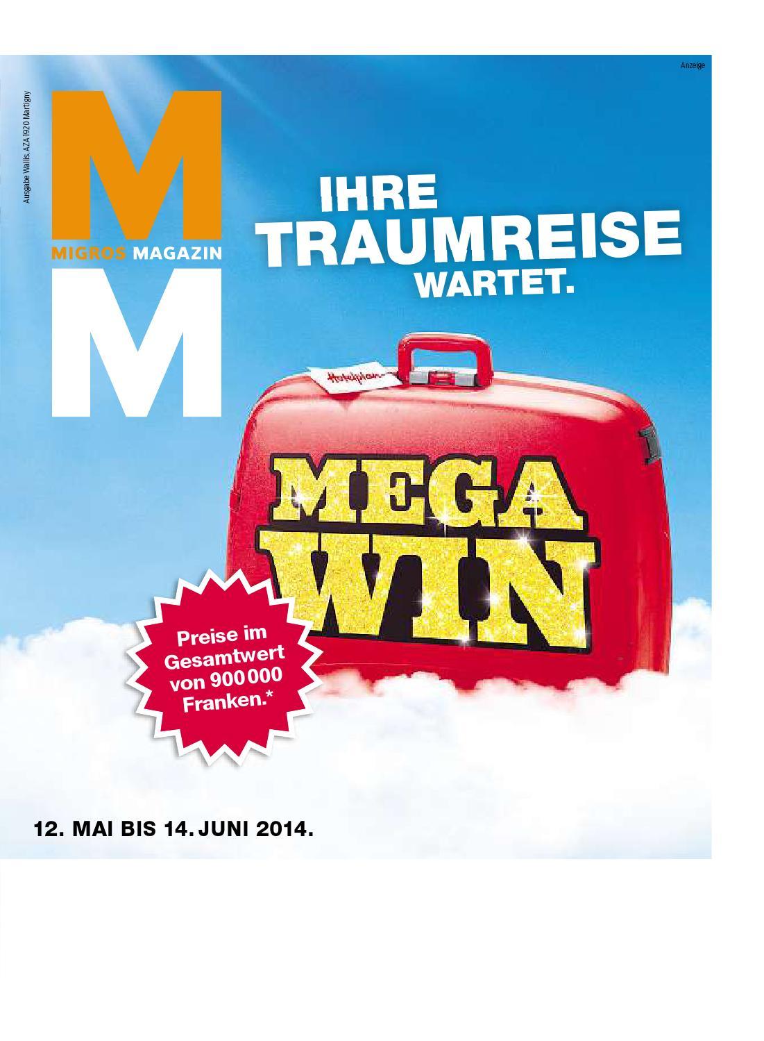Migros magazin 20 2014 d vs by Migros-Genossenschafts-Bund - issuu