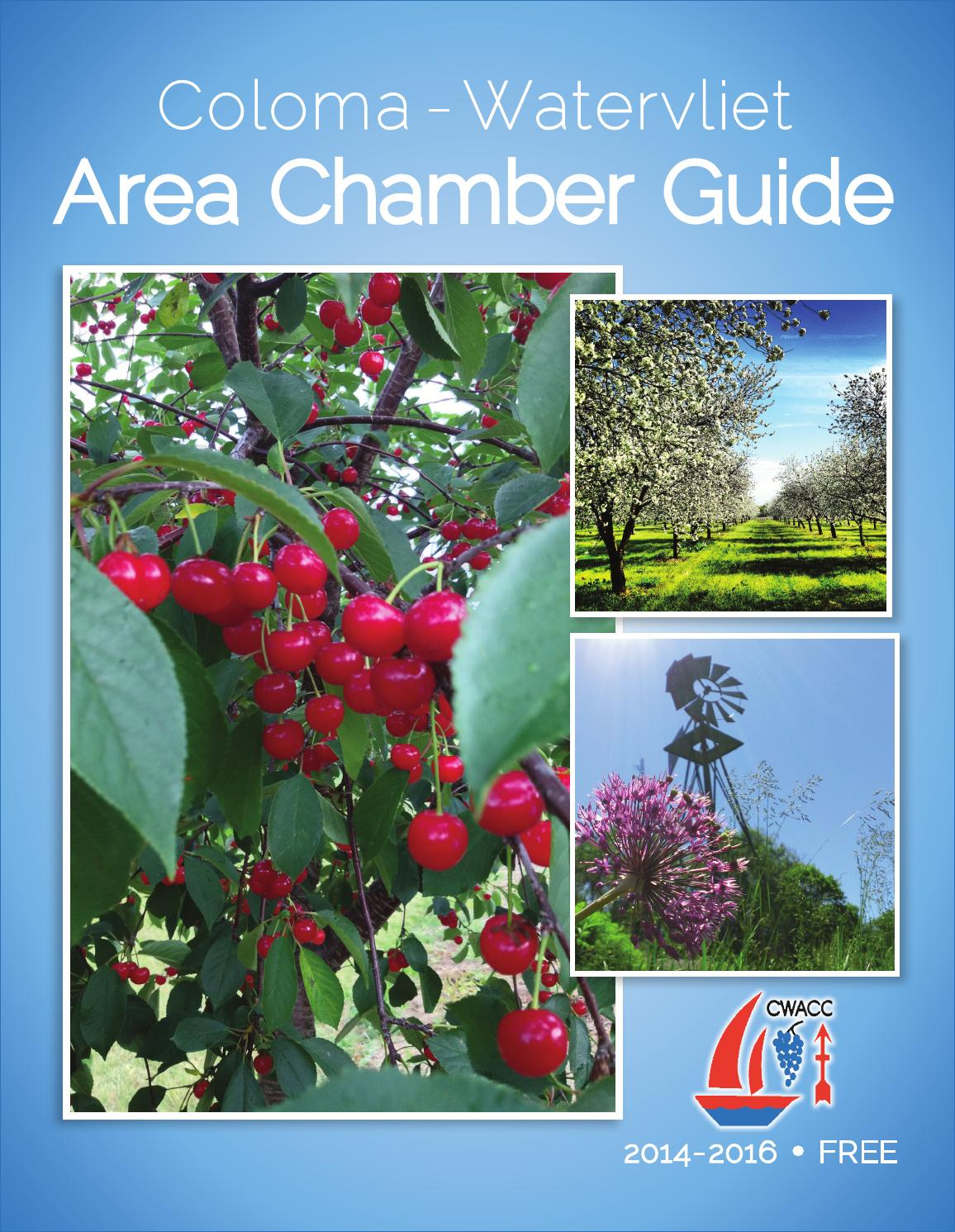 Coloma watervliet area chamber guide by leader publications issuu izmirmasajfo