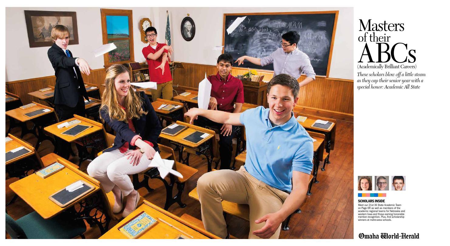 Omaha World-Herald Scholars 2014 by Omaha World-Herald - issuu
