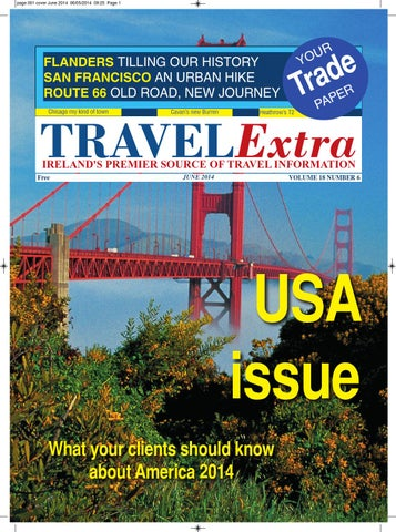 2f3a00761a Travel Extra june 2014 by Travel Extra - issuu