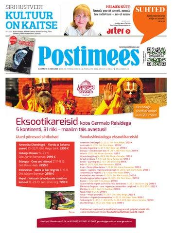 4b93cd3cd0a Postimehe paberleht 10 05 2014 by Postimees - issuu