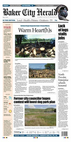 f6ffc41a04c Baker City Herald Daily Paper 05-09-14 by NorthEast Oregon News - issuu