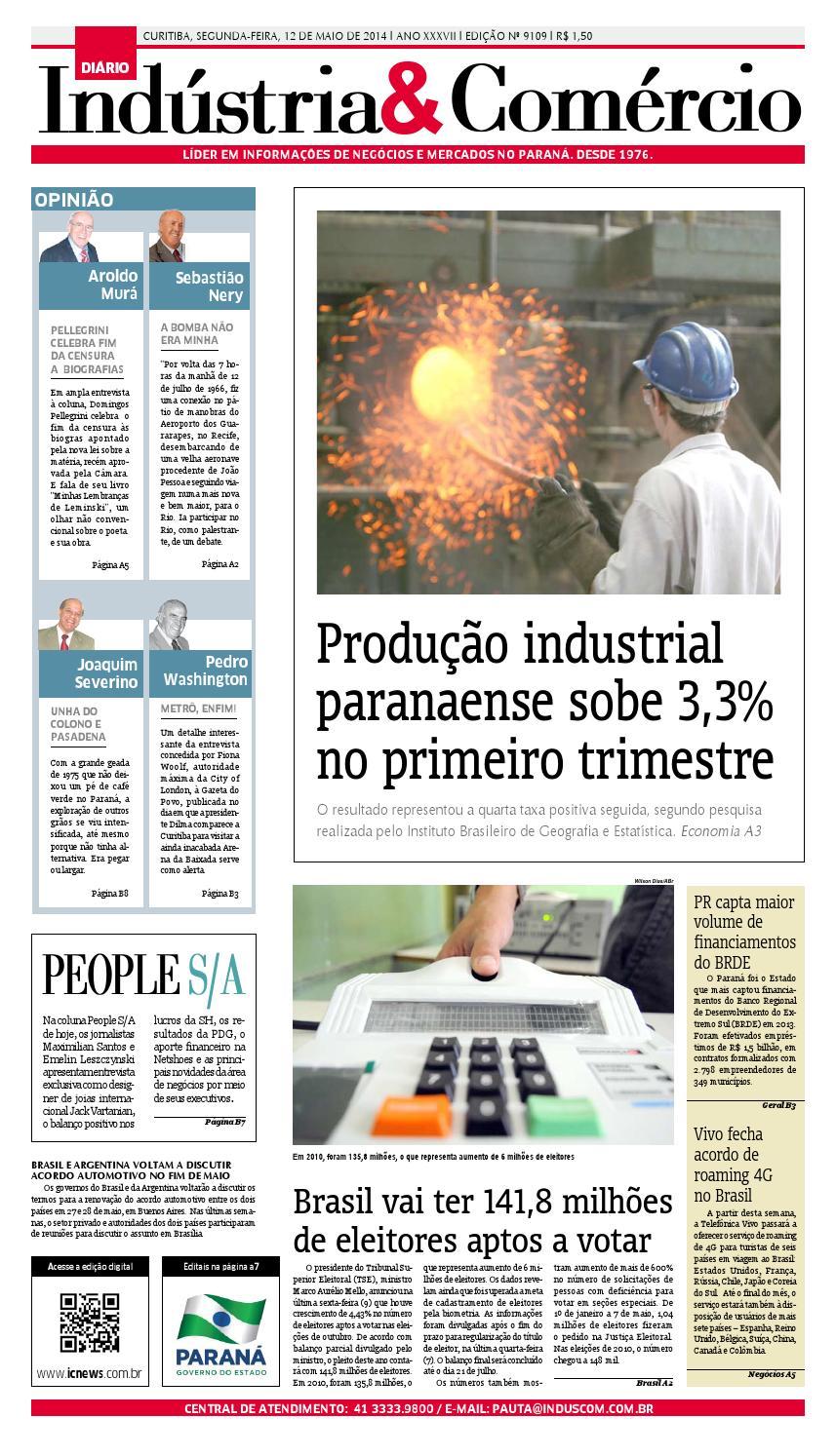 Diário Indústria Comércio by Diário Indústria   Comércio - issuu 13b67aca9fd94
