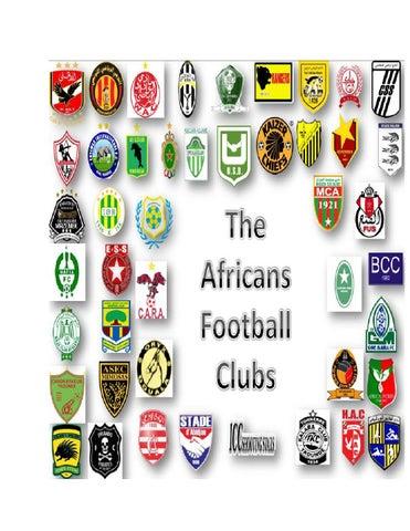 The africans football clubs n°(01) by Idir Idir Idi issuu