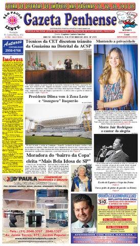 732fd29753 11 a 17 05 14 - edição 2172 - Gazeta Penhense by Marcelo Cantero - issuu