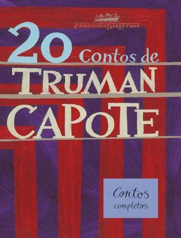 277c9c6d2 20 contos de truman capote truman capote by elentatiane - issuu