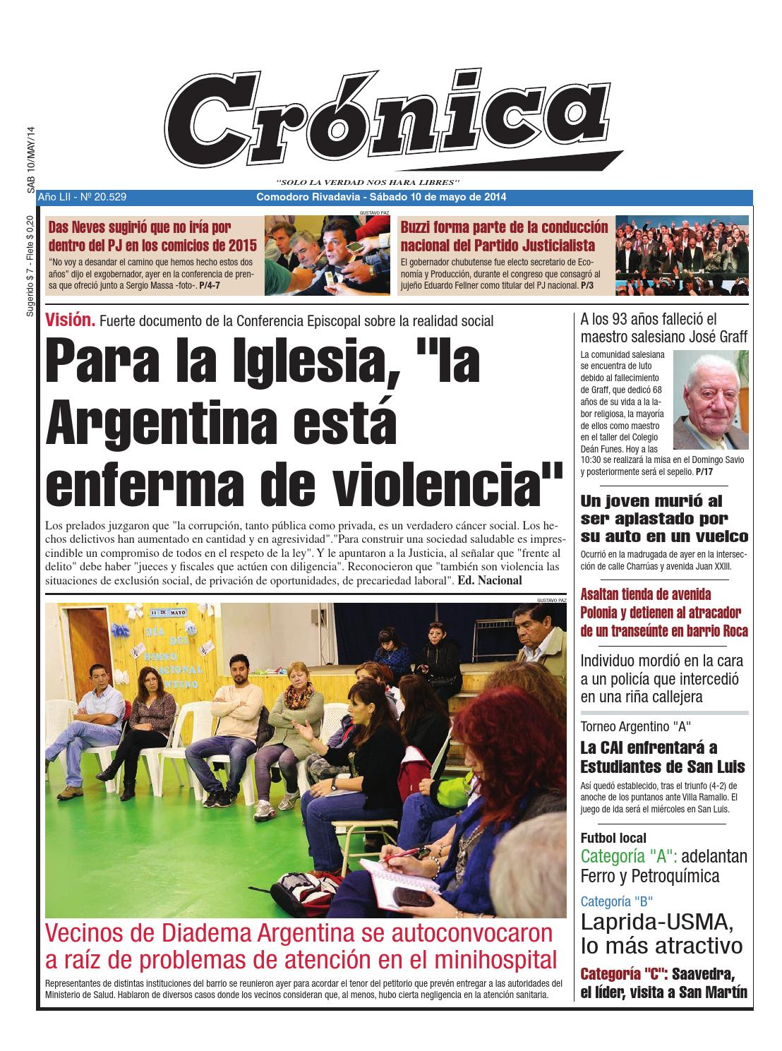 D9d967c163fd9ff00eae5146874333f0 by Diario Crónica - issuu 3cf644364f093