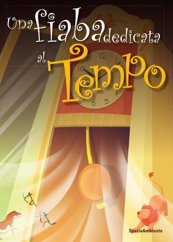 Una Fiaba dedicata al Tempo by Robertino Perfetti - issuu 7bebf687234b