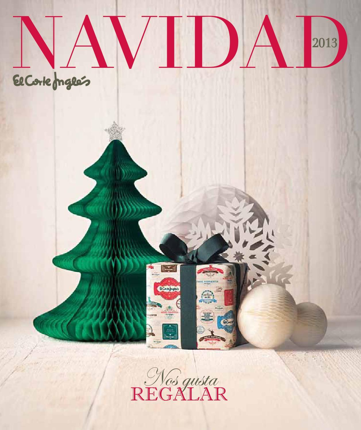 El corte ingl s navidad 2013 2014 by andr gon alves issuu for Adornos de navidad el corte ingles