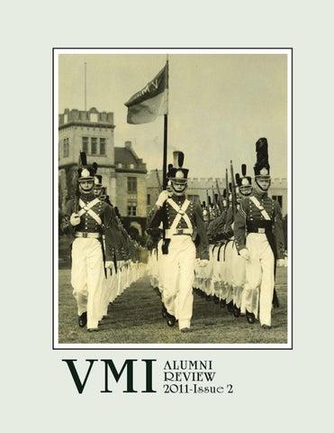 Alumni Review 2011 Issue 2 by VMI Alumni Agencies - issuu 83127142df67
