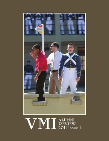 Alumni Review 2011 Issue 1 by VMI Alumni Agencies - issuu 19fa52f039952