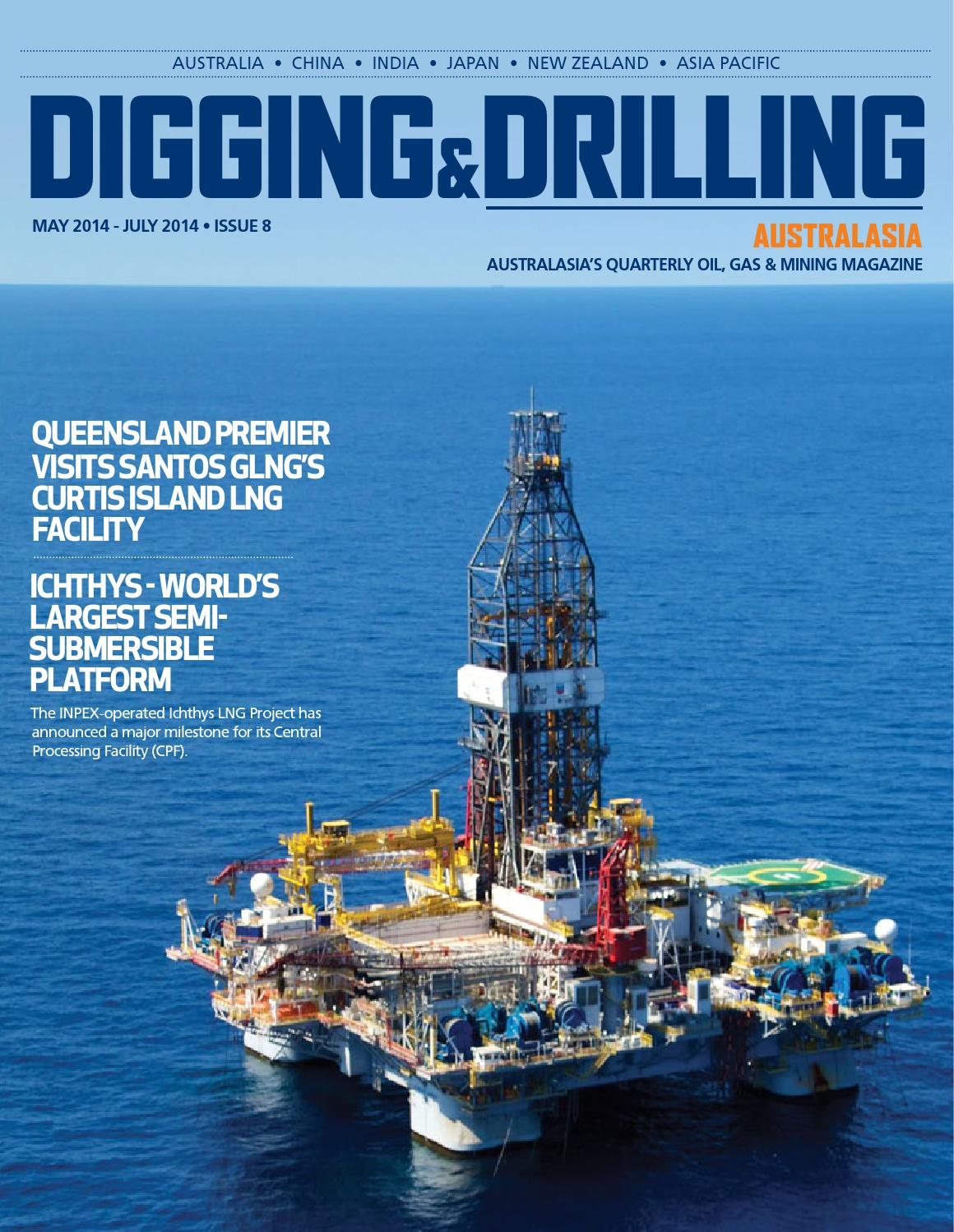 Digging & Drilling Issue 8, May - July 2014 edition by digging