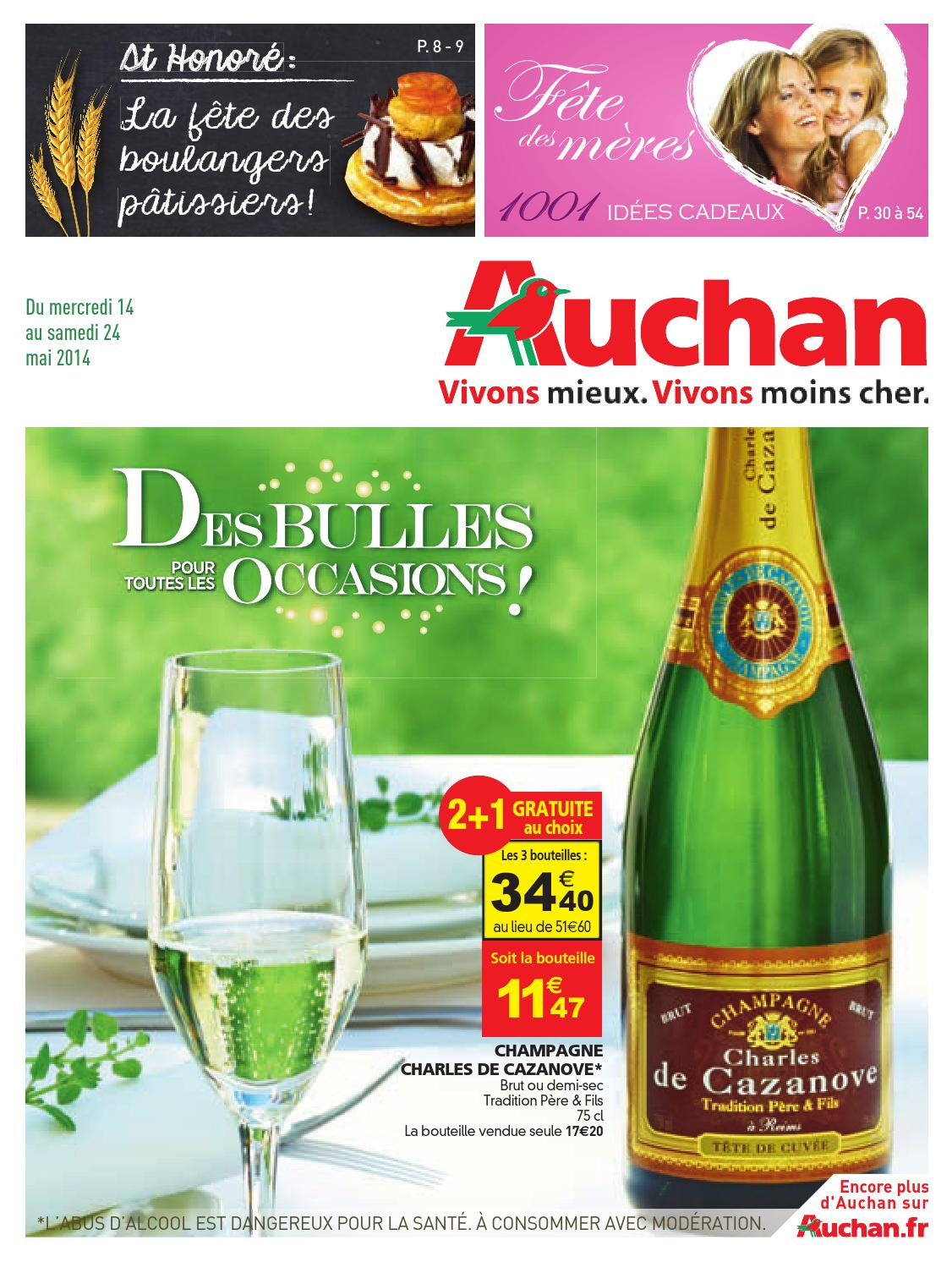 2a844a76081 Catalogue Auchan du 14 au 24 mai by Anti-Crise.fr - issuu