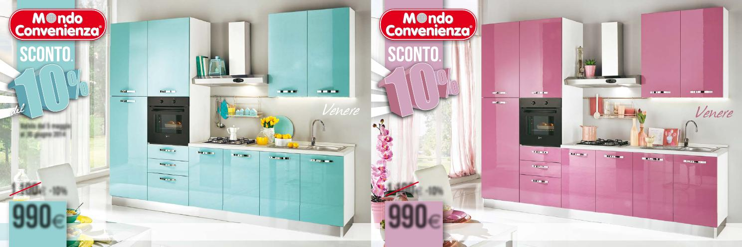Mondo Convenienza Pisa Cucine Componibili.Mondo Convenienza Catalogo Estate 2014 By Mobilpro Issuu