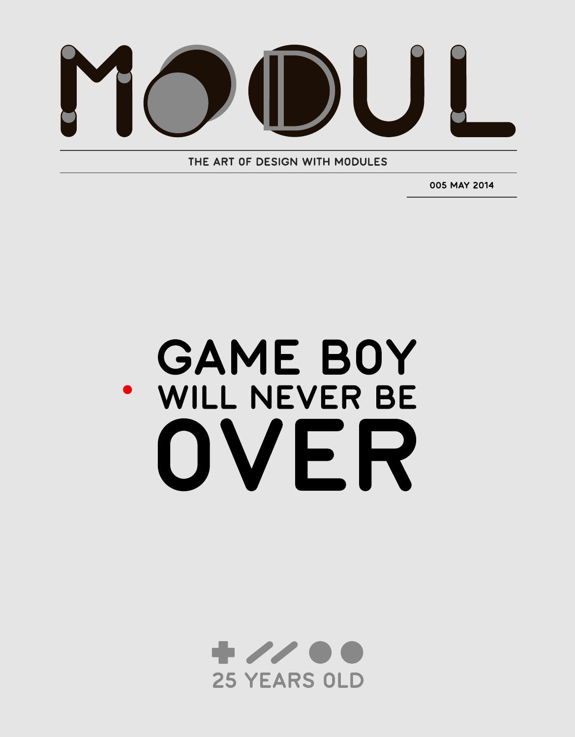 MODUL Fanzine 005