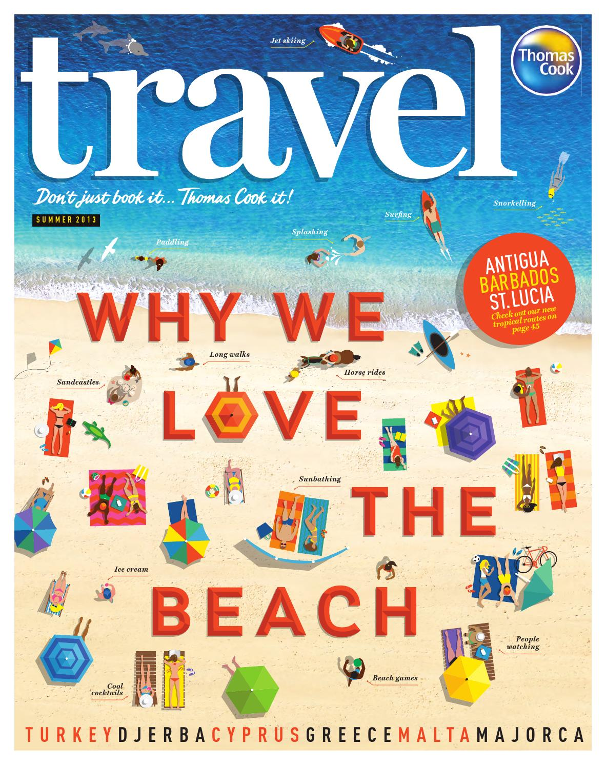 5c40223f46b1e Thomas Cook Travel - Summer 2013 by Bookletia - issuu