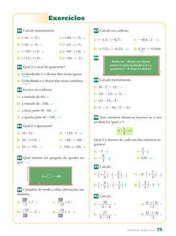 praticando matematica 7ano by ronaldocardoso issuu