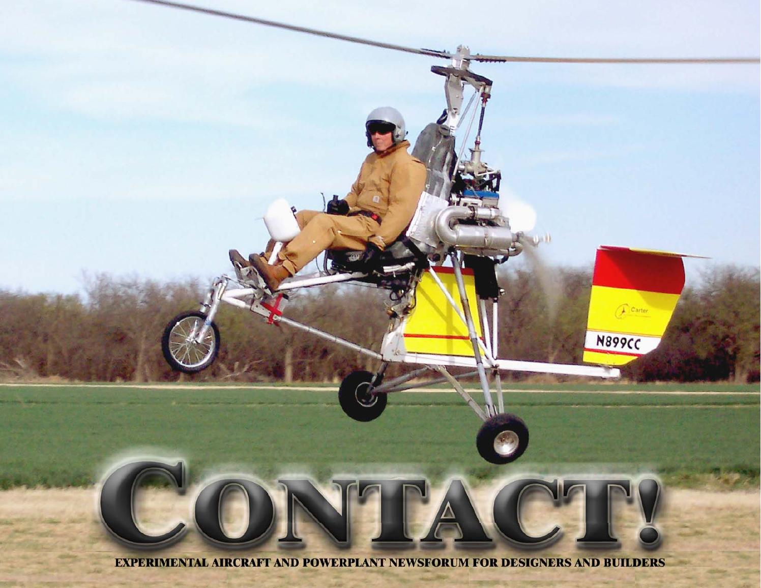 Issue 83 CarterCopter by Editor, Patrick Panzera - issuu