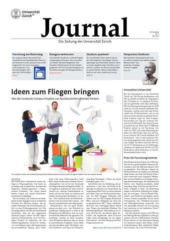 UZH Journal 3/14 by University of Zurich - issuu