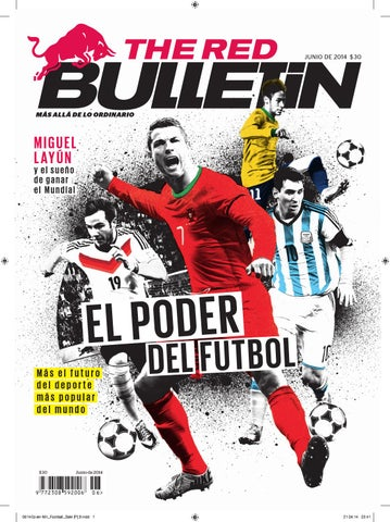 The Red Bulletin Junio de 2014 MX by Red Bull Media House - issuu 19148292737