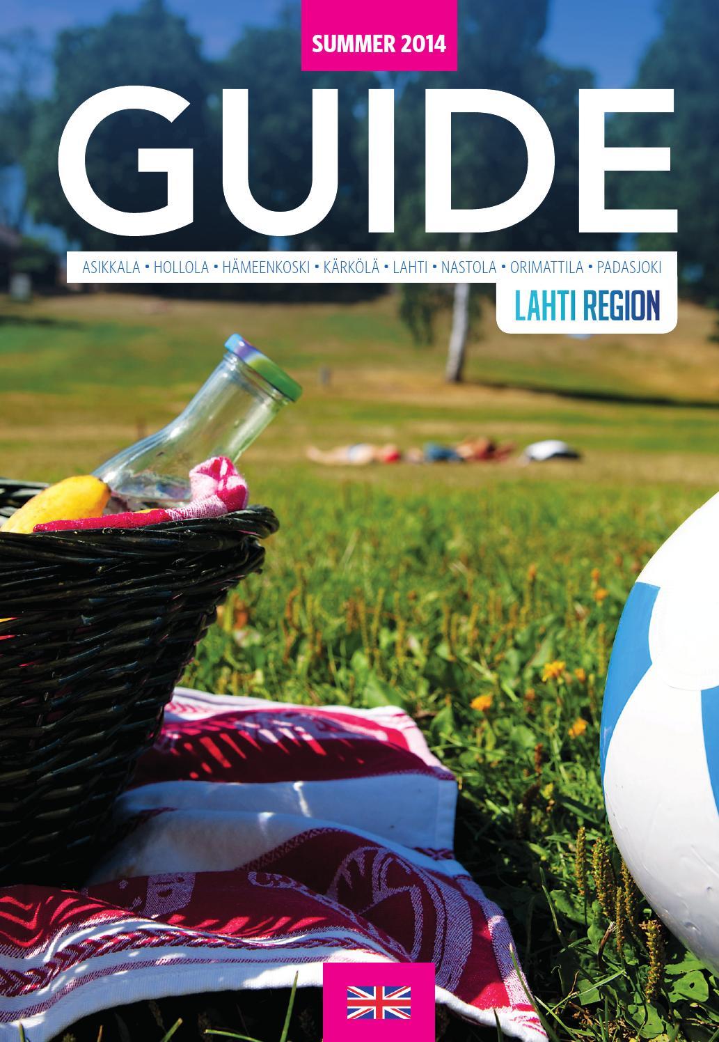 Lahti Guide 01 2014 by Viestintätoimisto Mageena - issuu e830dad35d