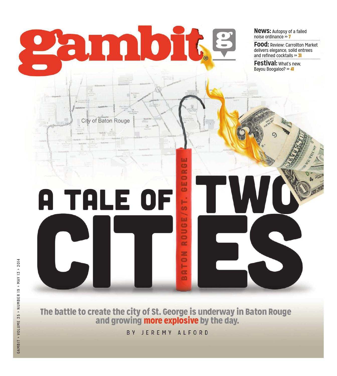 Gambit New Orleans May 13, 2014 by Gambit New Orleans - issuu
