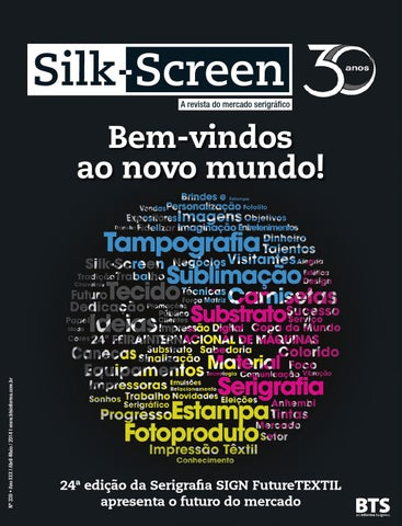 a45f04f36 Revista silk screen ed 339 by BTS Informa - issuu