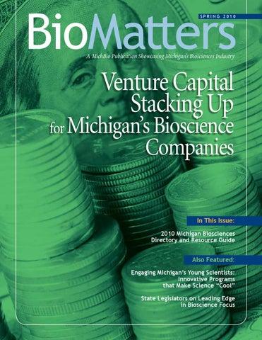 Biomatters Spring 2010 By Michbio Issuu