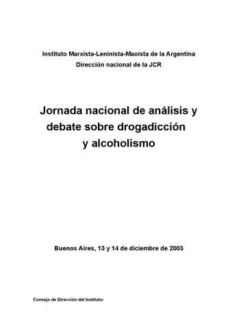 Instituto Marxista-Leninista-Maoísta de la Argentina Dirección nacional de  la JCR c2bab7364c9b