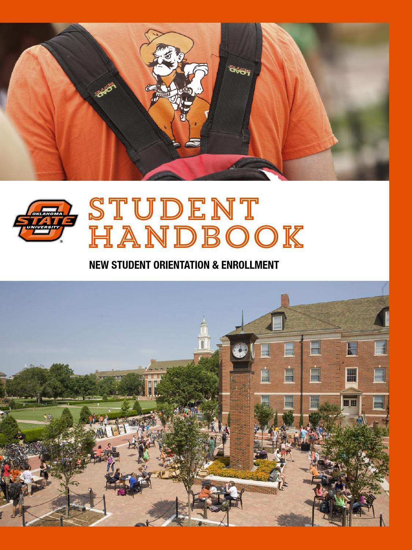 2014 Student Handbook by Oklahoma State - issuu