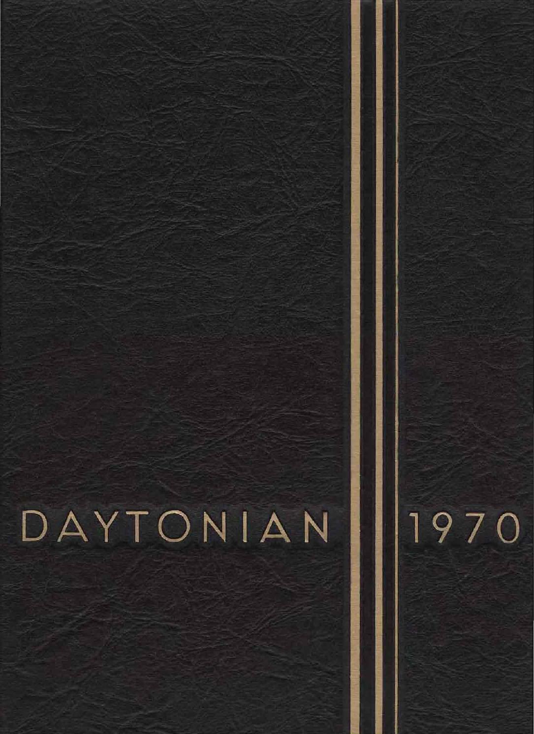 Daytonian 1970 by eCommons - issuu
