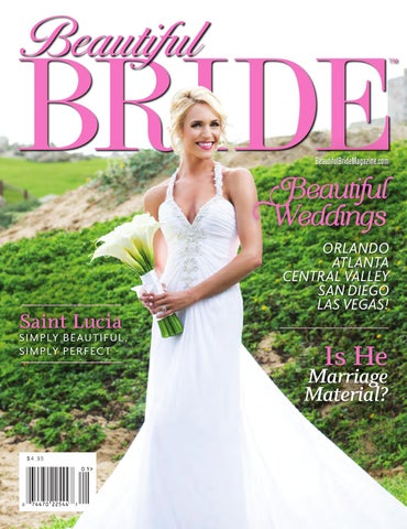 2431d9175c8f8 Page 1. BeautifulBrideMagazine.com. Beautiful Weddings Saint Lucia