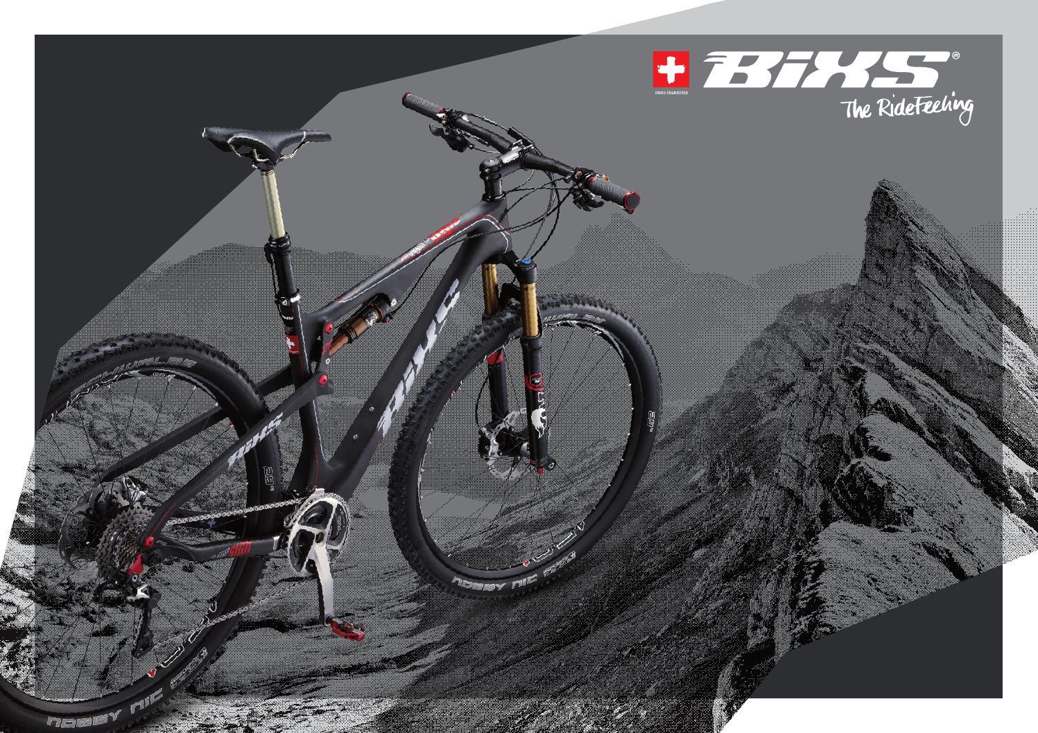 Catalogo Bixs 2014 by BikeMTB.net - issuu