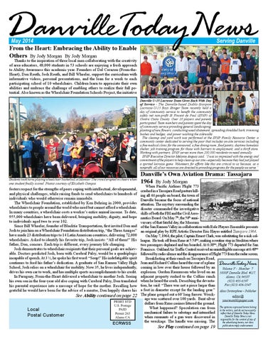 Danville Today News, May 2014 by The Editors, Inc - issuu