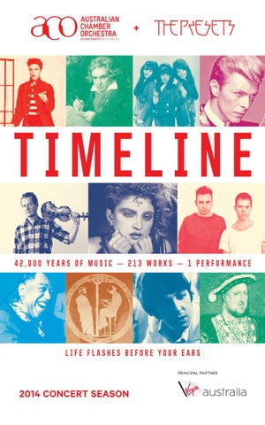 Timeline By Australian Chamber Orchestra Issuu