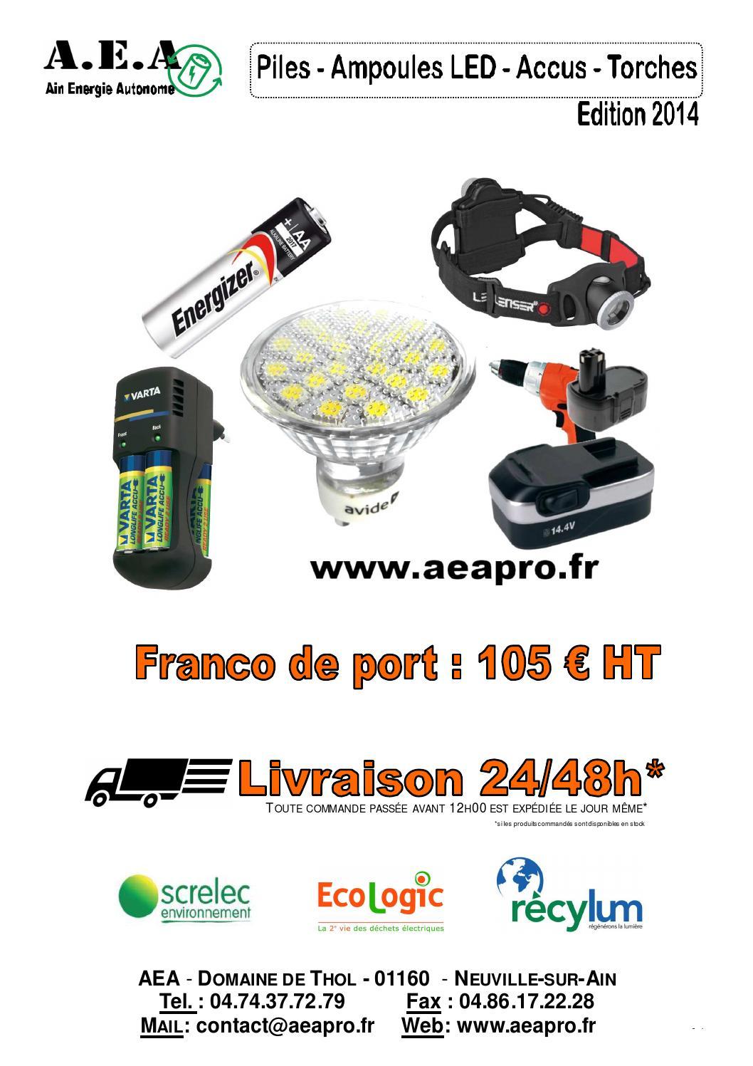 766 Lampe Stylo type Torche Ampoule LED et COB Haute Luminosité à piles 3w