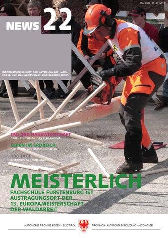 Abteilung 22 - NEWS 22 by Fachschulen für Land-, Forst- und ...