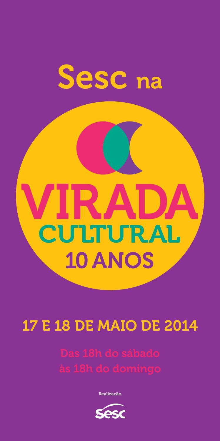 Sesc na Virada Cultural 2014  e85ba11ea4e