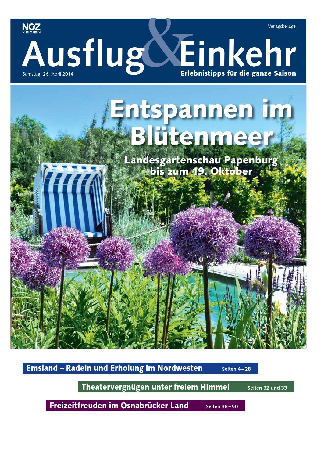 Ausflug & Einkehr by Neue Osnabruecker Zeitung - issuu