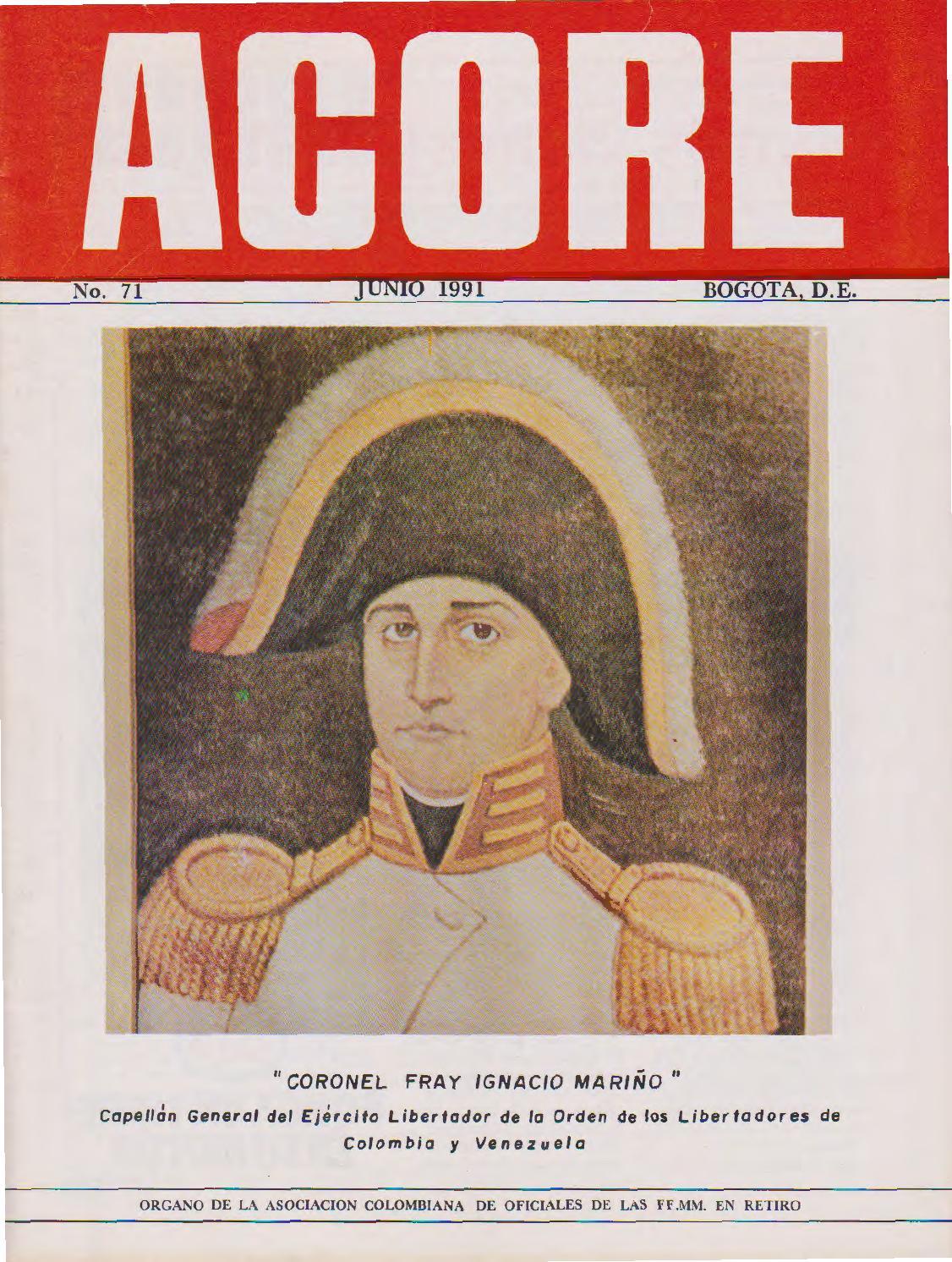 Edición 71 junio 1991 by ACORE - issuu